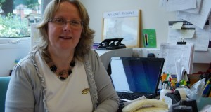 Mary Gale - retiring after 17 years in charge and going out on a high!