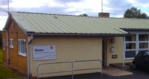 Stone youth centre