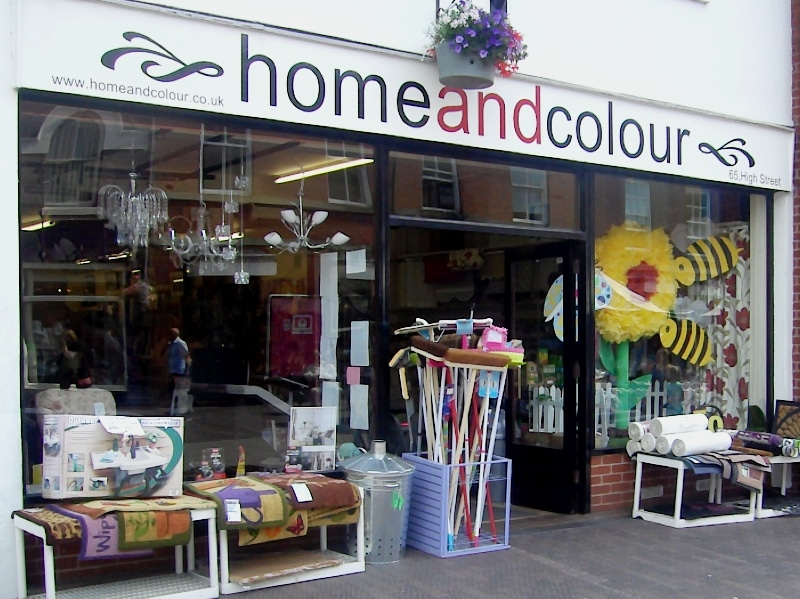 The Home and Colour Centre