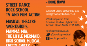 Rooftop Studios Summer Holiday Club
