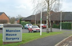 mansion house doctors surgery