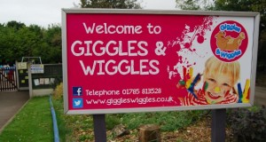Giggles & Wiggles Stone