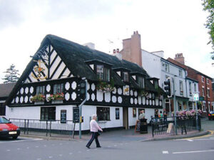 The Crown and Anchor won the award in 2011