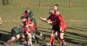 Stone v Walsall rugby