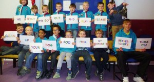 5th Stone Beavers dog poo appeal