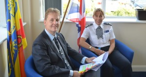 Matthew Ellis and Chief Constable