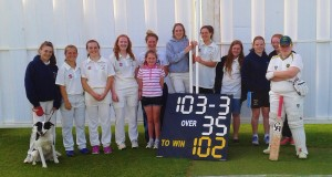 Moddershall Ladies Cricket