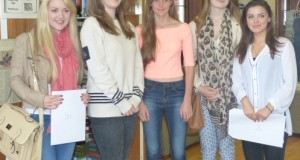 A Level results St. Dominic's Priory School P2