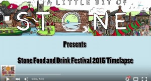 Stone Food and Drink Festival Staffordshire Westbridge Park