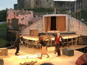 The Tempest - Closing 1st Act