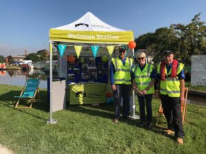Canal and River Trust Volunteers