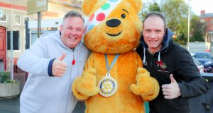 Stone Radio and Pudsey