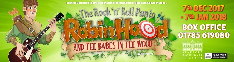 Robin Hoof and the babes in the wood