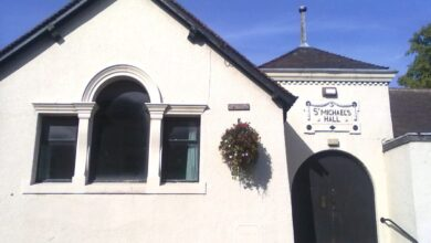 St Michael's Community Hall