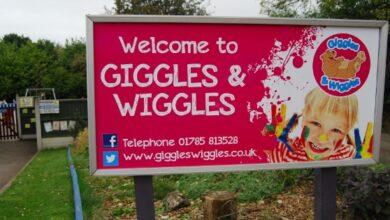Giggles & Wiggles Stone