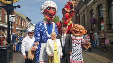Stone Puppet Festival