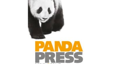 Panda Press Logo