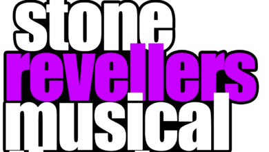 Stone Revellers Musical Theatre Logo