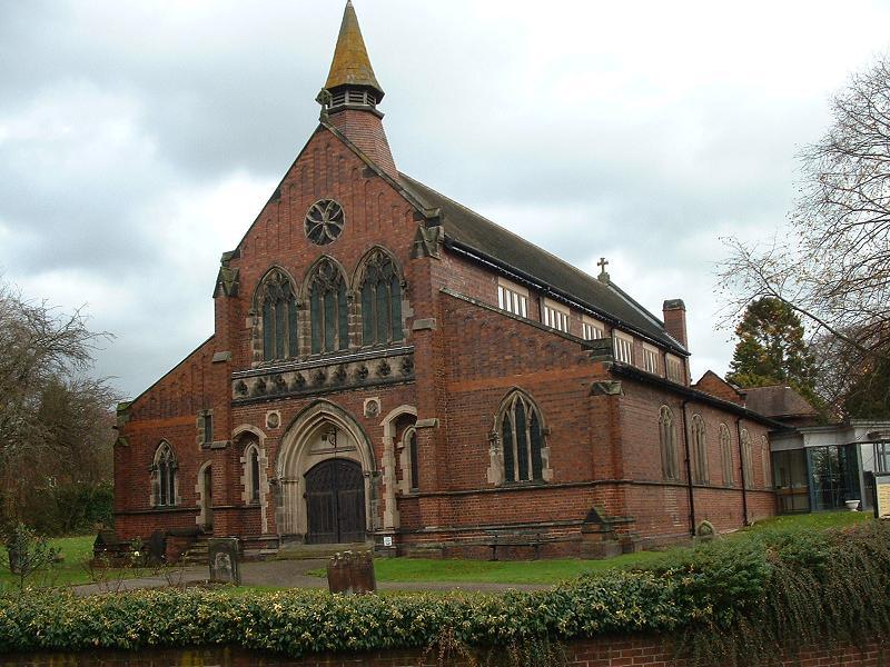 Christ Church, Stone