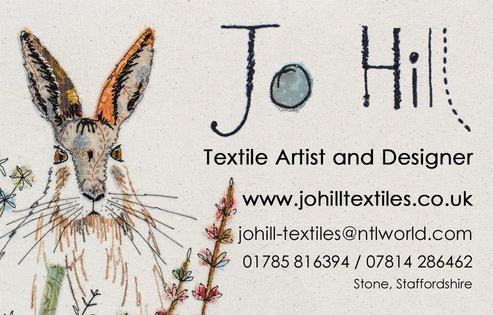 Jo Hill Textiles