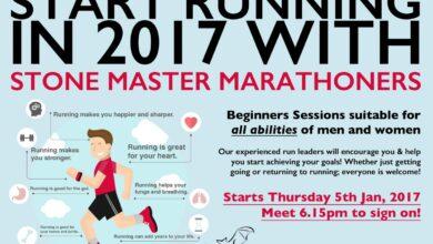 Stone Master Marathoner