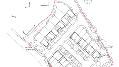 aston lodge housing development plan