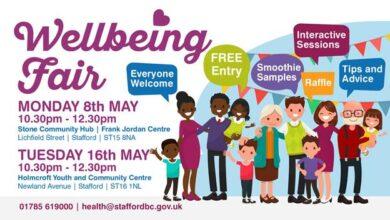 Wellbeing Fair