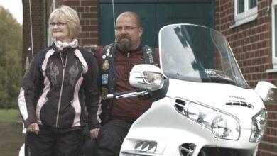 Cliff and Elaine Whiteley
