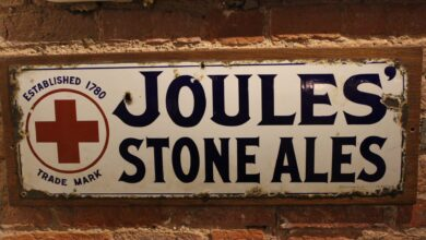 Joules Stone Ales