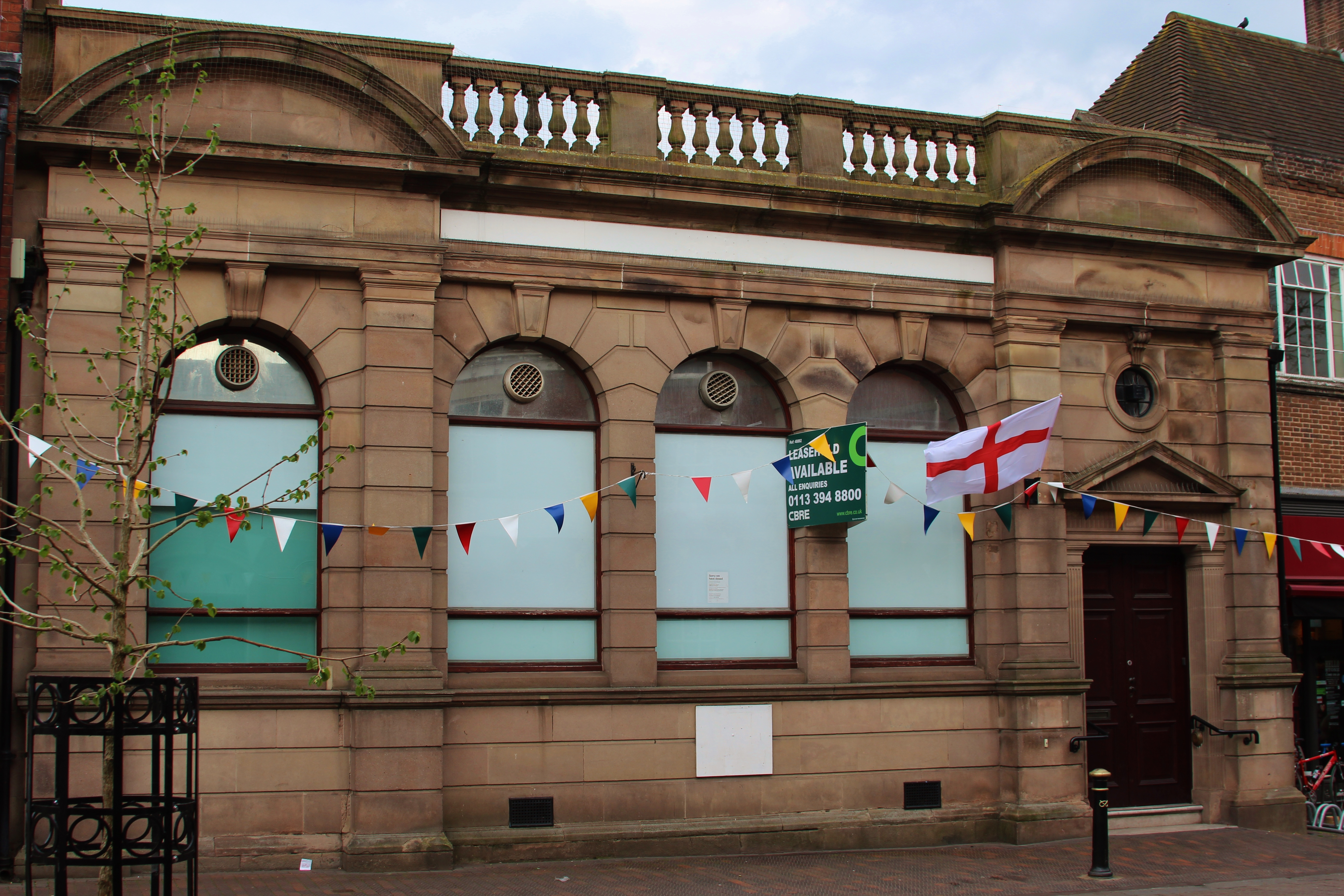 BEAR plans to move into Stone's former HSBC bank > A Little Bit of Stone