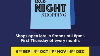 Stone Late Night Shopping