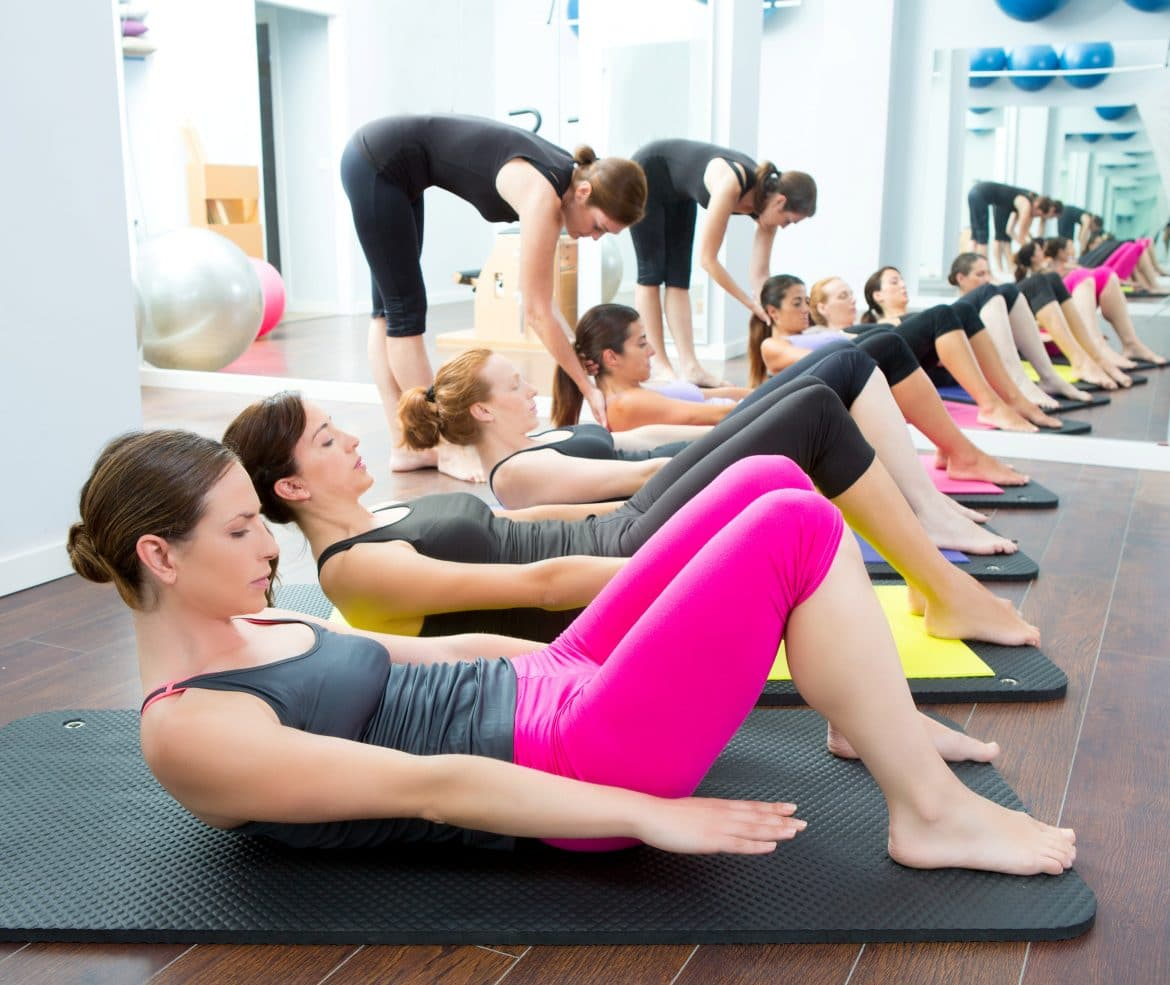 Fitness Classes with Trish @ The Happy Vibe in STONE