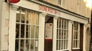 Stone Post Office