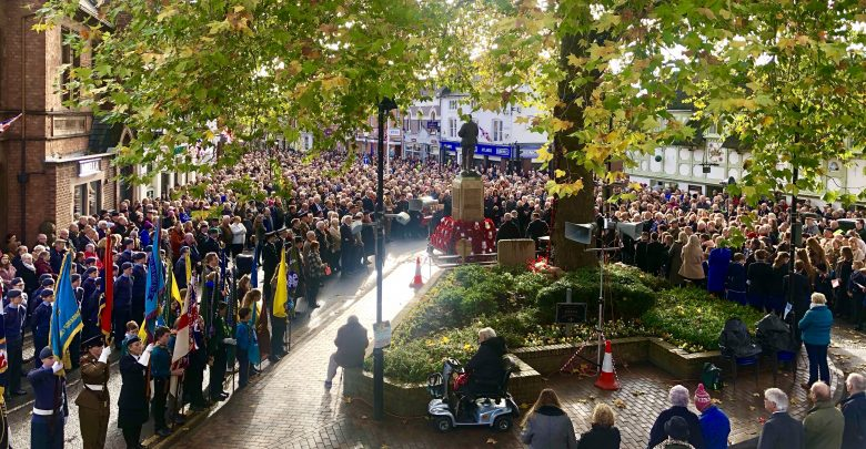 Granville Square Remembrance