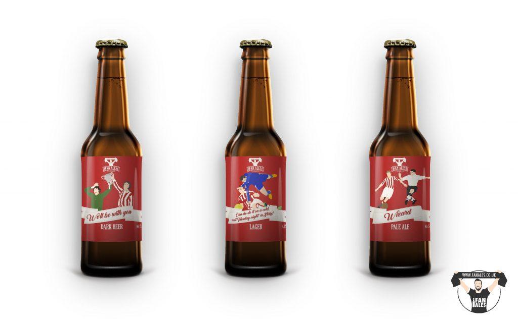 Stoke Triple Beers